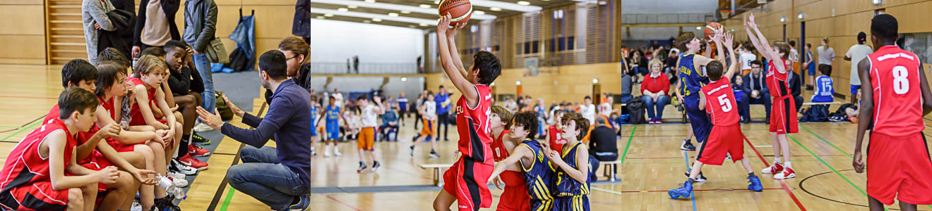 mU14-Qualiturnier – Weddinger Wiesel 1 vs ALBA Berlin 4 (Basketball)