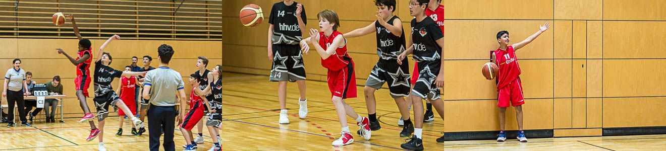 mU14-Qualiturnier – Weddinger Wiesel 1 vs Freibeuter 2010 (Basketball)