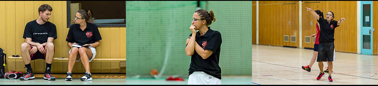 Interview mit Semra Ilhan – Coach der 1. Damen Weddinger Wiesel (Basketball)