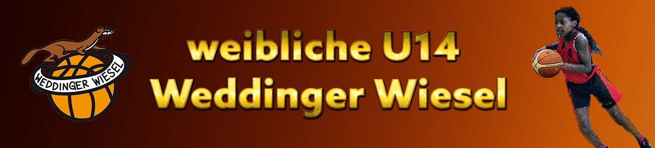 wU14 OL – Weddinger Wiesel vs TuS Lichterfelde 1 (Basketball)