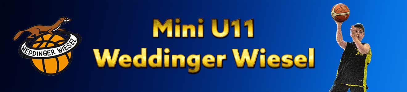 Mini U11 A2 – Weddinger Wiesel vs RSV Eintracht 1 (Basketball)