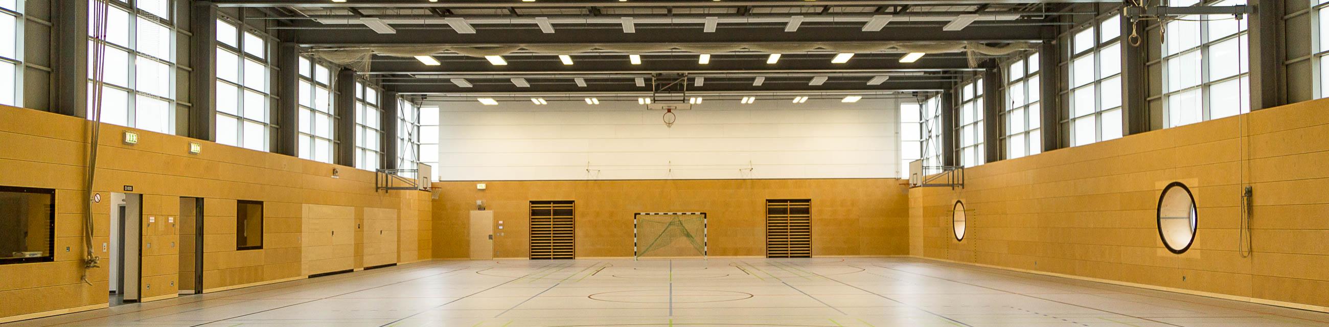 Die Wiesel-Arena ist wieder da! (Basketball)