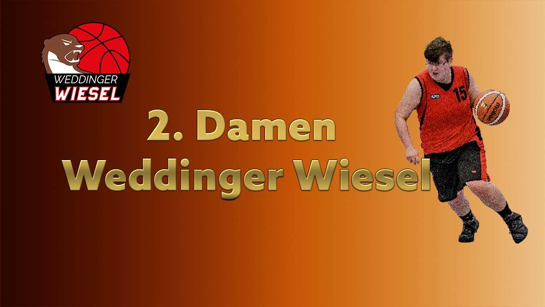 Da Oberliga – Weddinger Wiesel 2 vs TuS Lichterfelde 3 (Basketball)