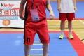Mini-Basketball-Turnier