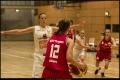 WNBL-Spiel SG ALBA/BG 2000 Berlin vs. Team Göttingen (Basketball)