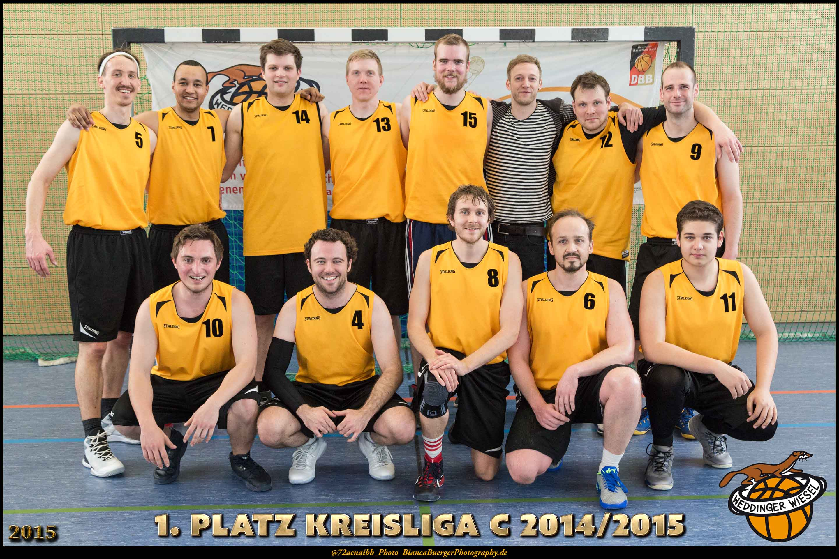 2. Herren Weddinger Wiesel vs City Basket Berlin 2