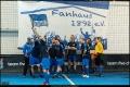 Selfie der späteren Sieger - Fanhaus-Cup 2015