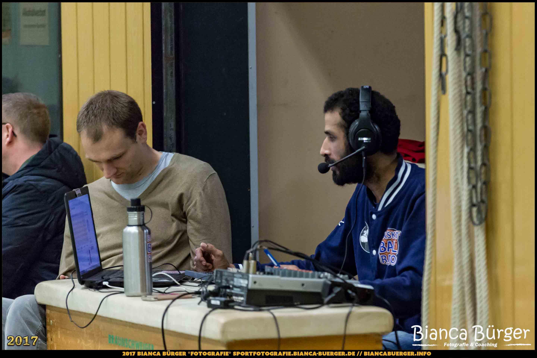 1. RLN Weddinger Wiesel 1 vs WSG Königs Wusterhausen 1 (Basketball)