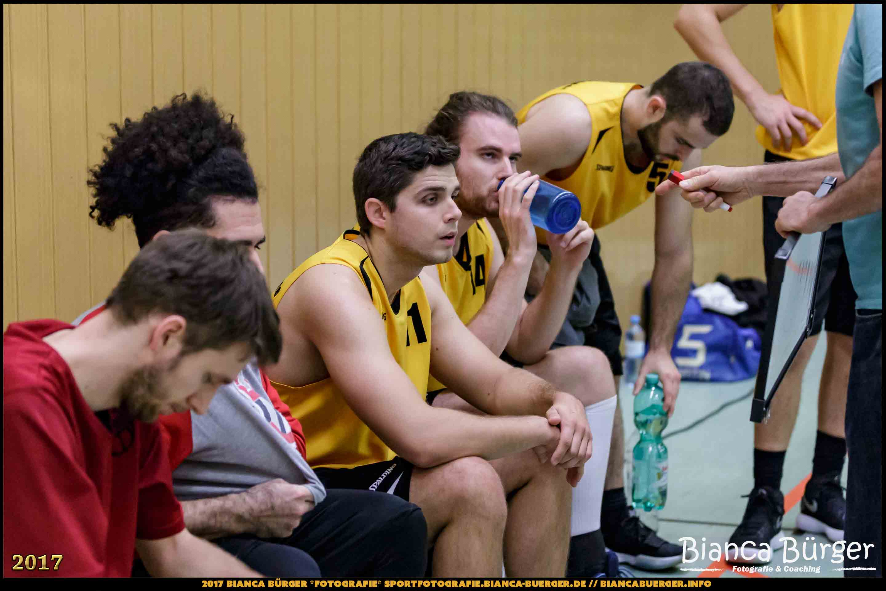 HeOL - 1. Herren Weddinger Wiesel vs Freibeuter 2010 1 (Basketball)