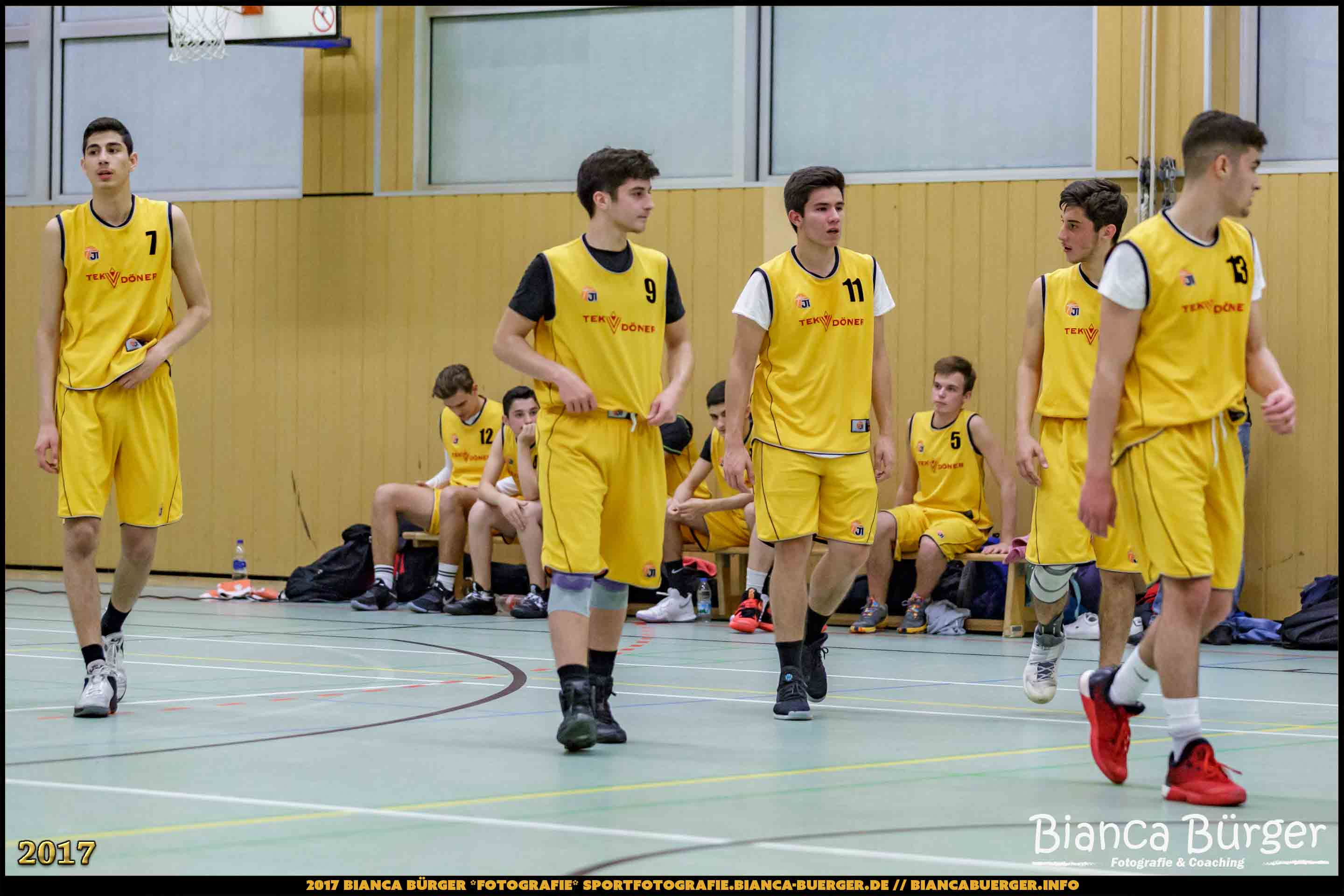 LLmU20 - Weddinger Wiesel 1 vs TSC Spandau 1 (Basketball)